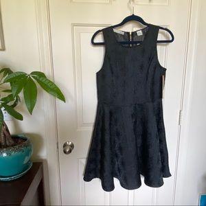 Classy Black Cocktail Dress